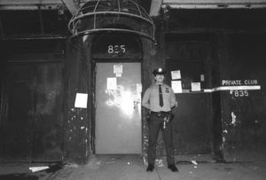 "N 360561 001 12 Nov 1985 New York City Nyc: ""Mineshaft"", Bar Closed. (Photo By Yvonne Hemsey/Getty Images)"